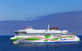 Rondreis Rusland en de Baltisch Staten - Ferry Tallink