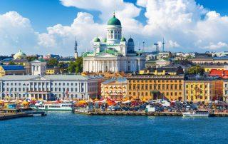Rondreis Rusland en de Baltisch Staten - Helsinki