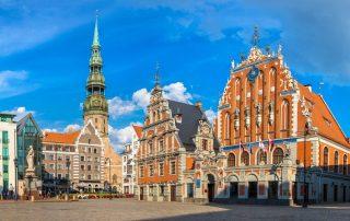 Rondreis Rusland en de Baltisch Staten - Riga