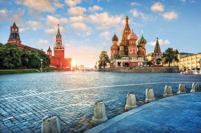 Rondreis Rusland en de Baltisch Staten - Rode Plein