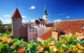 Rondreis Rusland en de Baltische Staten - Tallinn
