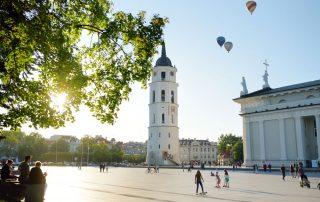 Rondreis Rusland en de Baltische Staten - Vilnius