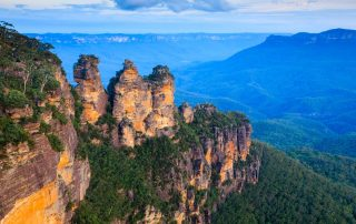 Rondreis Zuid-Australië - Blue Mountains National Park