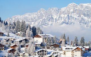 Boek nu uw wintervakantie 2019-2020 - Zwitserse Alpen