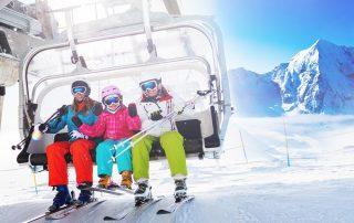 Boek nu uw wintervakantie 2019-2020 - ski lift