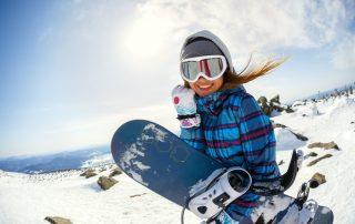 Boek nu uw wintervakantie 2019-2020 - snowboarden