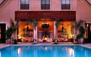 Marrakech - Hotel Riad Jardins Koutoubia