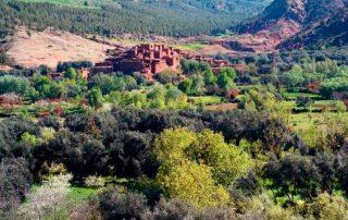 Marrakech - Ourika-vallei