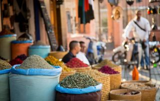 Marrakech - Ras el Hanout