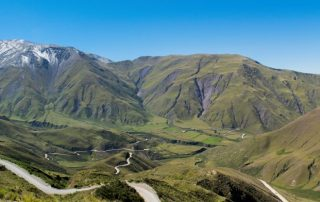 Rondreis Argentinië en Patagonië met Chileense afsluiter - Cuesta del Obispo