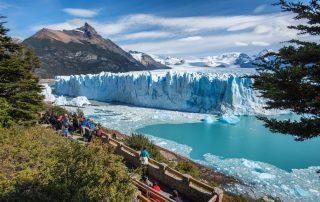 Rondreis Argentinië en Patagonië met Chileense afsluiter - Perito Moreno gletsjer - El Calafate