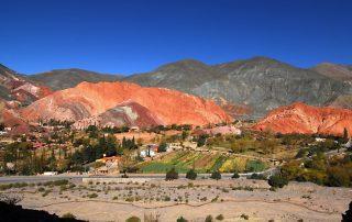 Rondreis Argentinië en Patagonië met Chileense afsluiter - Purmamarca