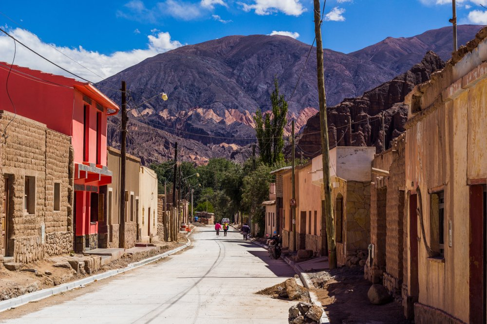 Rondreis Argentinië en Patagonië met Chileense afsluiter- Tilcara