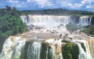 Rondreis Argentinië en Patagonië met Chileense afsluiter - watervallen van Iguazú