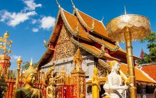 Rondreis Thailand - Doi Suthep - Chiang Mai