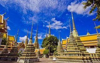 Rondreis Thailand - Wat Po - Bangkok
