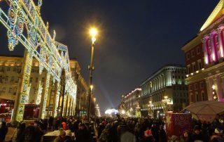 Rusland, de favoriete bestemming van collega Laura - kerstsfeer