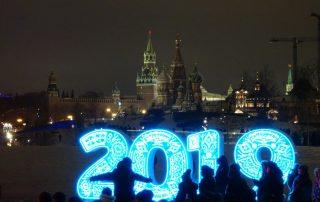 Rusland, de favoriete bestemming van collega Laura - nieuwjaar
