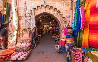 Marrakech - Soek in Marrakech