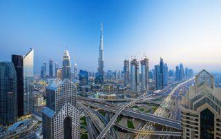 Wintercruise naar de Emiraten met MSC - modern Dubai