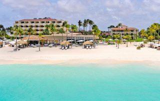 Winterzon op Aruba - Bucuti en Tara Beach Resorts - strand - foto van TravelWorld