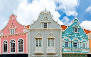 Winterzon op Aruba - Oranjestad