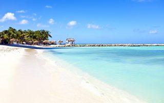 Winterzon op Aruba - Palm Beach