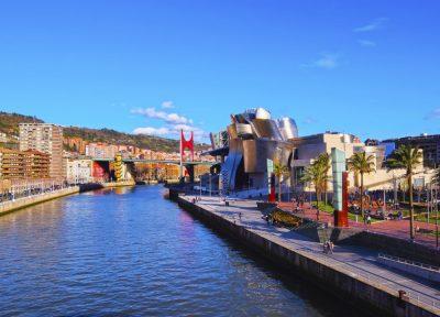 4-daagse citytrip Bilbao - Guggenheim Museum