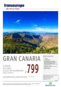 Last Minutes en Promoties - Transeurope - Gran Canaria