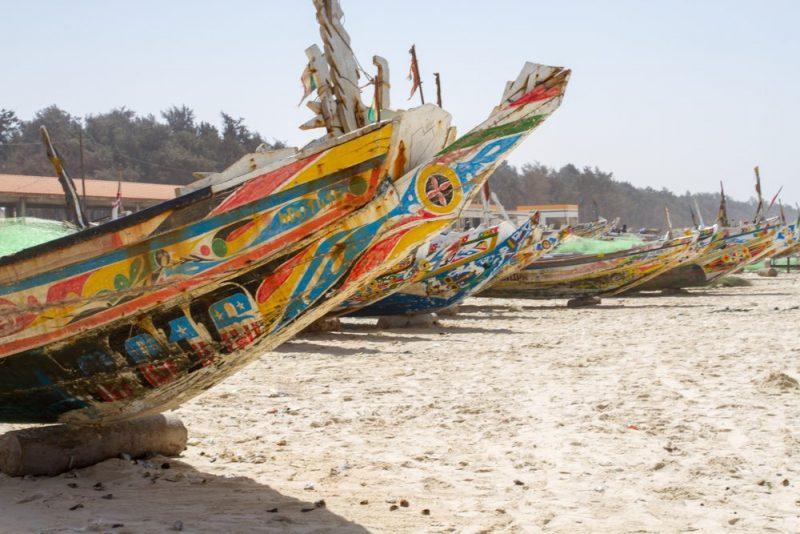 Rondreis Senegal - Kayar strand