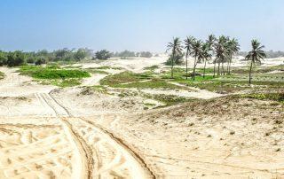 Rondreis Senegal - deel van de oude Dakar route
