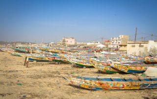 Rondreis Senegal - haven van Kayar