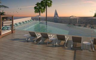 Palladium Hotel Costa del Sol - zwembad