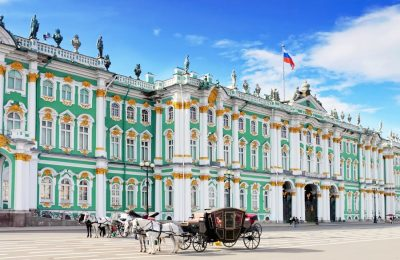 Met Johan de Boose naar Sint-Petersburg