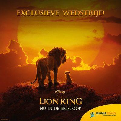 Wij stellen The Lion King op reis