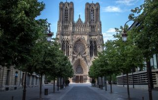 3-daagse Reims - Citytrippen in de Champagnestreek - Kathedraal Notre Dame in Reims