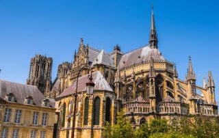 3-daagse Reims - Citytrippen in de Champagnestreek - Kathedraal van Reims
