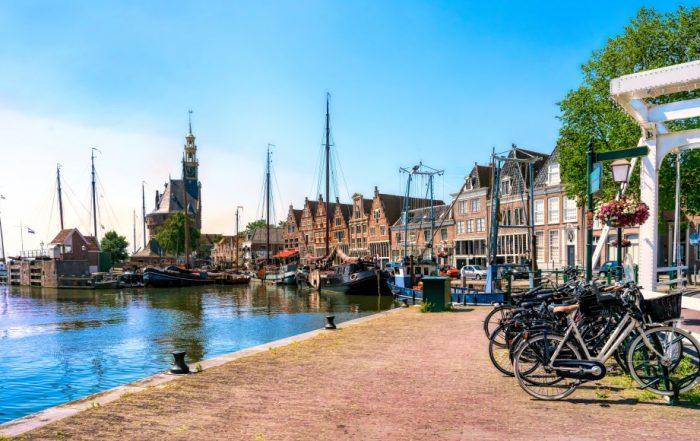 6-daagse riviercruise op de Ijssel en Rijn - Hoorn