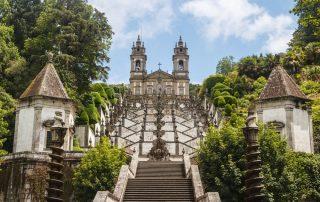 8-daagse cruise op de Douro - Braga