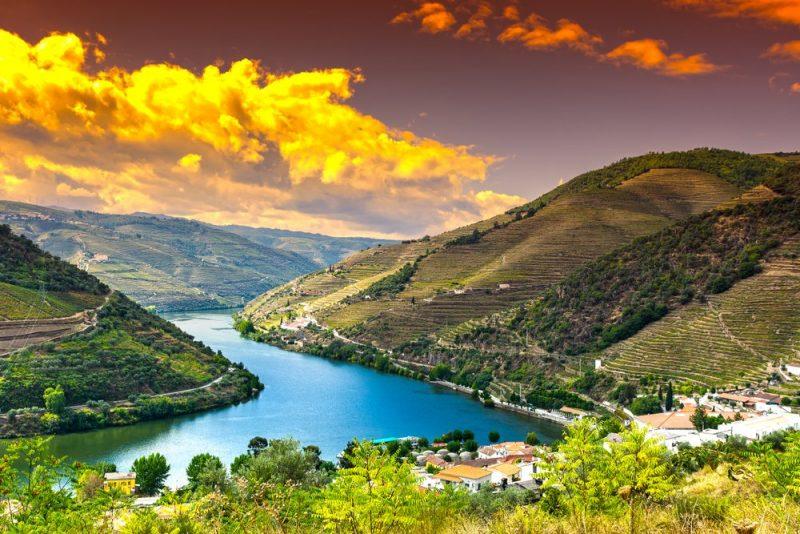 8-daagse cruise op de Douro - Portugal vanop het water