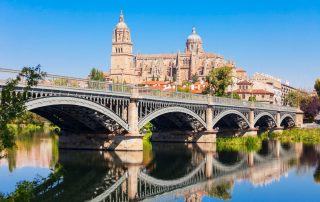8-daagse cruise op de Douro - Salamanca
