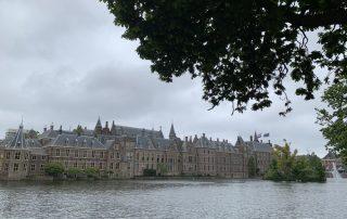 InspiBinnenhof Nederlands Parlement - Den Haag