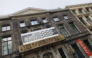 Inspiratiereis Den Haag van collega Ines - Escher museum - Den Haag