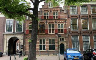 Inspiratiereis Den Haag van collega Ines - trapgevelhuis - Den Haag