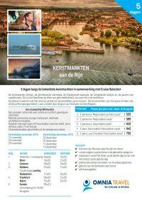 Last Minutes en Promoties - Cruises - Cruise Selection - 5-daagse kerstmarkten aan de Rijn