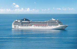 MSC Wereldcruise 2021 - Schip MSC Poesia