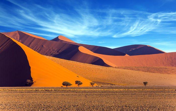 Rondreis Namibië langs zandduinen en zoutvlaktes - Namib-Naukluft National Park