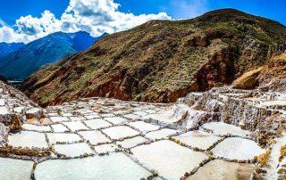 Rondreis Peru - zoutterrassen - Maras