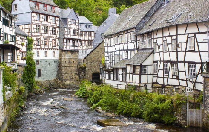 Vakantie in de Duitse Eifel - Monschau