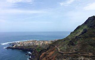 Wandelvakantie Kaapverdië - pano Ponta do Sol